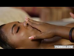 Oh, looks like you enjoy the massage! - Daya Knight