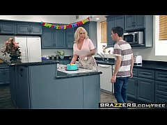 brazzers - mommy got boobs - my friends fucked my mom scene starring ryan conner jordi el ni and ntild