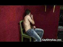 Gay interracial twink blowjob threesome 23