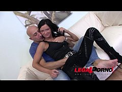 Hot Escort Liana fucked hard in the ass by monster cock - Great Eye Contact!
