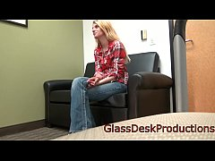 Carrie B interviews for porn  GlassDeskProductions