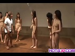 Amateur Japanese babes willing to fuck during casting  - More at hotajp com