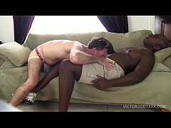 Dameon Sadi Bareback Fucks and Breeds Rick Jagger