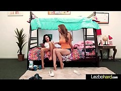 gorgeous lez girls darcie dolce and lena paul in sex action tape vid-06