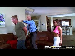 Brazzers - (Abigail Mac, Johnny Sins) - A Domestic Dicking