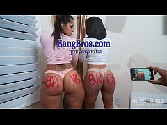 Clip sex BANGBROS - Behind the Scenes with Latina Babes Spicy J and Diamond Kitty