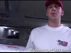 Big Sausage Pizza - Anita