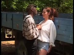 The Black Farmer and the White Bitch