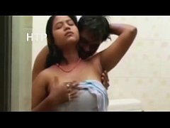 Latest Tamil Hot Movie Romantic Scene In Bedroom With Neighbour 2015