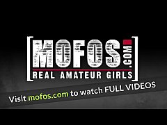 Mofos - Dont Break Me - Extra Small Teen Likes it Rough starring Liza Rowe(cam)