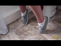 PASCALSSUBSLUTS - British teen screwed hard by maledom