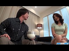 Clip sex Marina Matsumoto gets fucked until a huge creampie end
