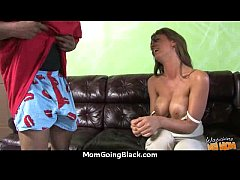 Hot Milf takes on 11 inch Huge Monster Black Cock 2