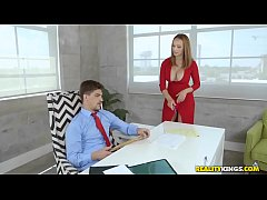 HD RealityKings - Big Tits Boss - Titties In Charge