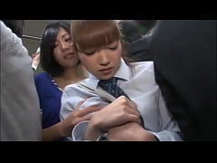 japanese girl gets molested in a train\/ full video here:http:\/\/yoitect.com\/2ox9