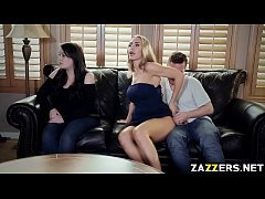 nicole aniton gave jessy jones a hot blowjob
