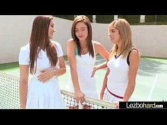 (Dani Daniels & Malena Morgan & Lia Lor) Superb Horny Lesbians Have Fun In Front Of Cam mov-