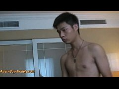 Cute Smooth Asian Boy Jerk Off