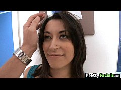 Hot latina facial Jessi Foster 1 2.1