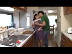Clip sex Chinese mom and son