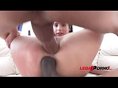 Nelly Kent hardcore DP with two monster cocks SZ1993