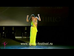 Erotic Hot Belly Dance Solo Stage Performance- Perform With Drum (1).MP4
