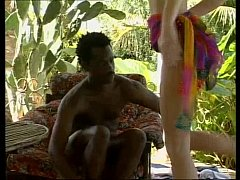 Engel von Afrika (Angel of Africa 2001) - Jessica Lanoux interracial