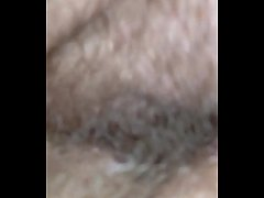 fucking hairy pussy, cumming to happy ending