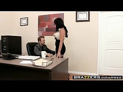 HD Brazzers - Big Butts Like It Big - Mackenzee Pierce Erik Everhard and Jordan Ash - EverHard At Work