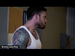 Bromo - Jay Austin with Jordan Levine at Whore Alley Part 2 Scene 1 - Trailer preview