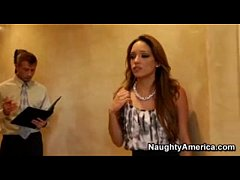 Petite latina takes a pounding in the closet