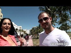 Ava Addams in South Beach