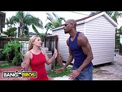 BANGBROS - Sloan Harper Helps Thug For A Good Time on Monsters of Cock