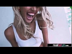 Real Naughty GF (janice griffith) Perform On Cam vid-19