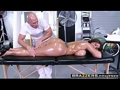 brazzers - dirty masseur - eva notty - huge tits on the receptionist
