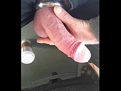 Playing with my cock on a bus. Pt1