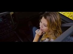 Music Film clip of my girl in the passenger seat sucking me dry