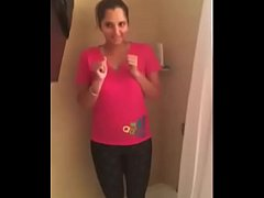Sania Mirza ALS Ice Bucket Challenge - Tennis Player HD