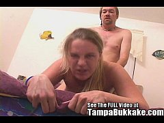 Jenna's Tampa Bukkake Tryout With Dirty D