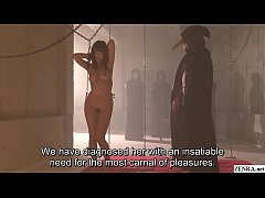 JAV CMNF Yui Hatano vs the Guy Fawkes crew Subtitles