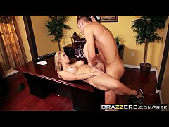 www.Brazzers.today  - (Sarah Vandella, Danny Mountain) - Secretary Switch