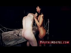 Extreme brutal compilation and women bondage gagged Using a