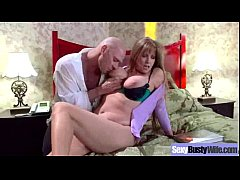 (darla crane) Sex Tape With Slut Nasty ANd Wild Busty Wife video-08
