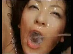 Slut gets her throat totally damaged (extreme)