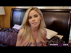 Horny Sons POV Fuck With StepMom Jessa Rhodes