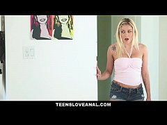TeensLoveAnal - Marsha May Gives Ass For Practice