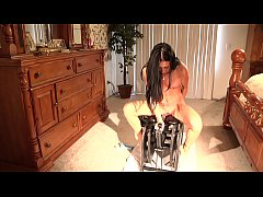 Starri Knight goes for a ride, has a big orgasm ! (part 1)