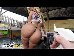 BANGBROS - Blowing Out PAWG Blondie Fesser's Tight Asshole