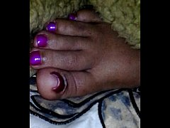 My Beautiful Aunty Toes