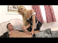 Hottie Maid Donna Bell Ass Fucked